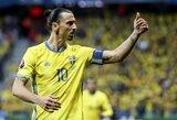 Keturios priežastys, kodėl Z.Ibrahimovičius neturėtų sugrįžti į Švedijos rinktinę
