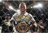"""A.Volkanovskis: """"Būčiau kvailys, jei atsisakyčiau kovos su McGregoru"""""""