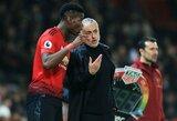 """P.Pogba: """"Kartu su J.Mourinho iškovojome titulus, todėl noriu jam už tai padėkoti"""""""