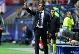 """J.Lopetegui po Madrido derbio neslėpė nusivylimo: """"Buvome geresnė komanda"""""""