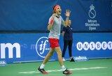 """Next Gen ATP Finals"" turnyre paaiškėjo pusfinalio poros"