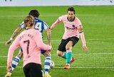 """""""Barcelonos"""" darbuotojas: """"Gaila, kad L.Messi pasiliko"""""""