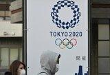 Tarptautinis olimpinis komitetas antradienį pradės kalbėtis su tarptautinių sporto organizacijų vadovais dėl Tokijo olimpiados
