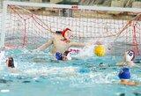 Lietuvos jaunučių vandensvydžio rinktinė nesėkme pradėjo Europos čempionato atranką