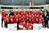 Paskelbti kandidatai ginti Lietuvos jaunių rinktinės garbę pasaulio čempionate Elektrėnuose