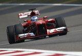 F.Alonso buvo greičiausias paskutinėse Kinijos GP treniruotėse