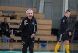 """J.Ryvkinas: """"Labai sunku vertinti čempionato burtus, kai dar laukia atkrintamosios varžybos"""""""