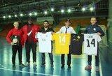 Vienas geriausių pasaulio salės futbolo trenerių – Lietuvos rinktinėje?
