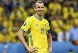"""Z.Ibrahimovičius apie Švedijos rinktinę: """"Kai aš pasitraukiau, jie nebejaučia spaudimo"""""""