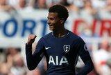 """""""Real"""" stoja į kovą dėl """"Tottenham"""" talento"""