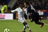 """""""Lyon"""" sirgalius po savo klubo pergalės prieš PSG mirė stadione"""
