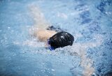 D.Rapšys iškovojo bronzos medalį plaukimo varžybose Sankt Peterburge