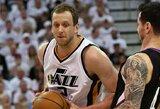 Du NBA žaidėjai susilaukė piniginių baudų