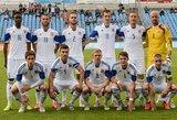 Liuksemburgui gresia techninis pralaimėjimas prieš Lietuvą!