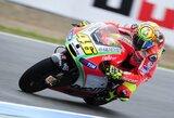 """V.Rossi: """"Daug laiko prarandu įvažiuodamas į posūkius"""""""