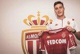 """E. Utkus pasirašė profesionalią sutartį su """"Monaco""""!"""