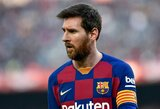 """Katalonų tarp Čempionų lygos favoritų nematantis L.Messi paneigė gandus: """"Myliu """"Barceloną"""", čia yra mano namai"""""""