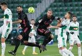 """S.Ramosas sulaukė dėmesio iš Anglijos """"Premier"""" lygos klubo"""