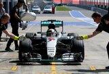 Austrijos GP kvalifikacijoje – L.Hamiltono pergalė, baudos favoritams ir N.Hulkenbergo bei J.Buttono siurprizai