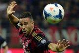 """Oficialu: """"Milan"""" pilnai įsigijo A.Rami (+ 6 perėjimai)"""