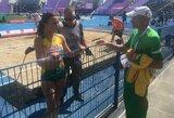 NCAA lengvosios atletikos čempionatai: J.Petrokaitė – finale, Belgijoje lietuviai gerino sezono rekordus