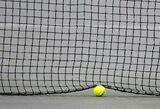 Tarptautiniame jaunių teniso turnyre Vilniuje varžėsi 17 valstybių tenisininkai
