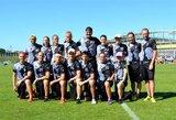 """Lietuvių komanda """"Drop That Smile"""" iškovojo kelialapį į Europos lėkščiasvydžio klubų čempionato finalus"""