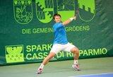 Geriausių pasaulio teniso žaidėjų reitingas keitėsi nežymiai