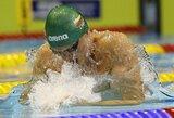G.Titenis plaukė lėčiau nei ryte, tačiau užtikrintai pateko į Europos čempionato finalą