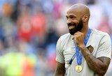 """T.Henry negavo darbo """"Bordeaux"""" ekipoje dėl finansinių priežasčių"""