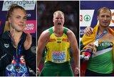 Europos čempionatų medalių įskaitoje Lietuva pasirodė geriausiai tarp Baltijos šalių