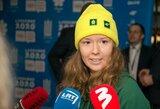 Į trenerės amplua įsikūnijusi olimpietė Lozanoje ieškos atsakymo