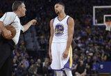 NBA reitingas: čempionai stabtelėjo