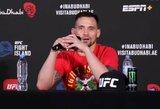 """J.Krause apie """"virusinį"""" UFC nokautą sukūrusį J.Buckley: """"Jis tikras klounas"""""""