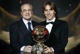 """Z.Ibrahimovičius: """"Dabar žinome, kad ne C.Ronaldo, o F.Perezas konkuravo su L.Messi dėl """"Ballon d'Or"""""""