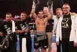 Profesionalų bokso ringe dar nenugalėtas E.Kavaliauskas sužinojo būsimą varžovą
