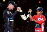 """G.Bagdonas """"Vuelta a Espana"""" finiše pakartojo pernykštį savo pasiekimą, nugalėtoju tapo N.Quintana"""