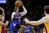 Gražiausių NBA dienos epizodų dešimtuką papuošė Ch.Paulo žaidimas gynyboje ir nuostabus perdavimas
