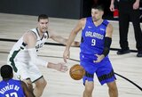 """Sensacija NBA: lygos lyderė nusileido """"Magic"""" komandai"""