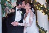 F.Lampardas susituokė su C.Bleakley