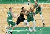 """""""Bucks"""" įveikė traumų išretintą """"Celtics"""""""