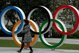TOK atstovo pareiškimas: Tokijo olimpiada gali vykti ir be koronaviruso vakcinos