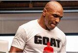 """M.Tysonas: """"Negaliu tik sėdėti ant užpakalio ir uždirbti didelius pinigus iš žolės"""""""