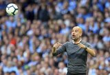"""P.Guardiola: """"Mes dar negalime lygintis su tokiais klubais, kaip """"Barcelona"""" ar """"Bayern"""""""