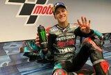 "F.Quartararo Tailande iškovojo ""pole"" poziciją"