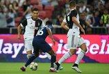 """Į Azijos rinką taikantys """"Juventus"""" nori ankstyvų rungtynių laikų Italijos pirmenybėse"""