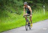 Kupiškyje surengtas atvirasis Baltijos triatlono čempionatas