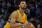 """""""Nuggets"""" pratęsė kontraktus su penkiais jaunais žaidėjais"""