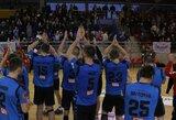 """""""Ąžuolas-KTU"""" vėl laimėjo Estijoje ir pateko į kitą EHF """"Iššūkio"""" taurės etapą"""