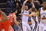 Daugiau žaisti norintis K.Koufosas domina tris NBA klubus